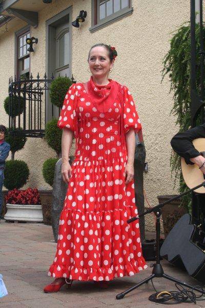 Flamencostanding